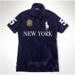 Ralph Lauren Homme 8047 City Polo New York Bleu Sombre