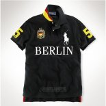 Ralph Lauren Homme 8047 City Polo Berlin Noir