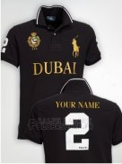 Ralph Lauren Homme City Polo 2 Dubai Noir Or
