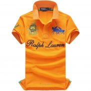 Ralph Lauren Homme Match Polo Orange