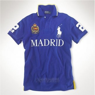 Ralph Lauren Homme 8047 City Polo Madrid Bleu