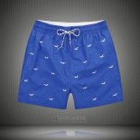 Ralph Lauren Homme Shorts Lacing Bleu