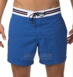 Ralph Lauren Homme Shorts Lacing Bleu2