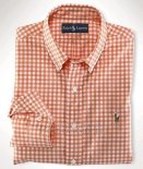 Ralph Lauren Homme Colorful Mesh Polo Grid Orange Blanc