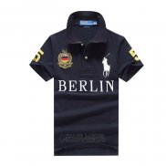 Ralph Lauren Homme City Polo 5 Berlin Noir