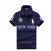 Ralph Lauren Homme City Polo 5 New York Bleu Sombre