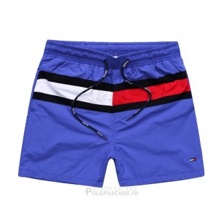 Ralph Lauren Homme Shorts Lacing Stripe Bleu