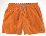 Ralph Lauren Homme Shorts Lacing Orange