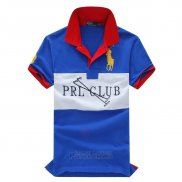 Ralph Lauren Homme Pony Polo Prl Club Bleu