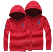 Ralph Lauren Homme Sweatshirts Pony Polo Rouge