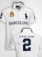 Ralph Lauren Homme City Polo 2 Barcelona Blanc